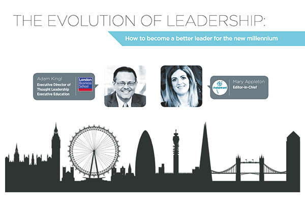 The Evolution Of Leadership